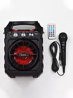 Колонка безпроводная Hoco DS01 Karaoke Wireless Portable Speaker