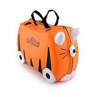 Детский дорожный чемоданчик TRUNKI TIGER TIPU (тигр TIPU) TRU-T085