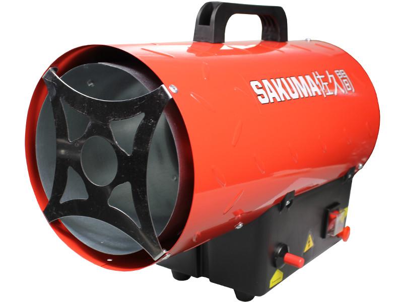 Газовая тепловая пушка на 15 кВт Sakuma SGA 1401-15