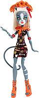 Кукла Мяулодия Монстры отдыхают (Monster High Ghouls' Getaway Meowledy Doll)