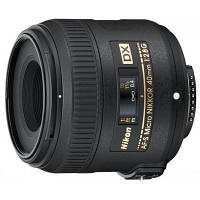Об'єктив Nikon Nikkor AF-S 40mm f/2.8 G micro DX (JAA638DA)