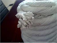 Асбошнур ШАОН мокрого плетения 5 мм