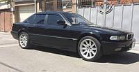 Дефлекторы окон (ветровики) BMW 7 (E38) 1994-2001