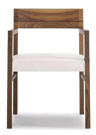 Кресло деревянное ED-100PO