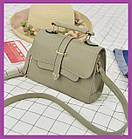 Жіноча міні сумочка клатч MINI, Жіночі міні сумки, Міні-сумочка хакі на плече, Жіночі сумочки і клатчі