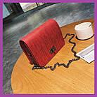 Жіноча міні сумочка клатч MINI, Жіночі міні сумки, Міні-червона сумочка на плече, Жіночі сумочки і клатчі