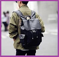Модний чоловічий рюкзак + ПОДАРУНОК, фото 1