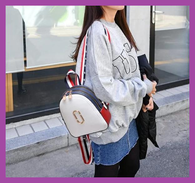 Стильний жіночий міні рюкзак