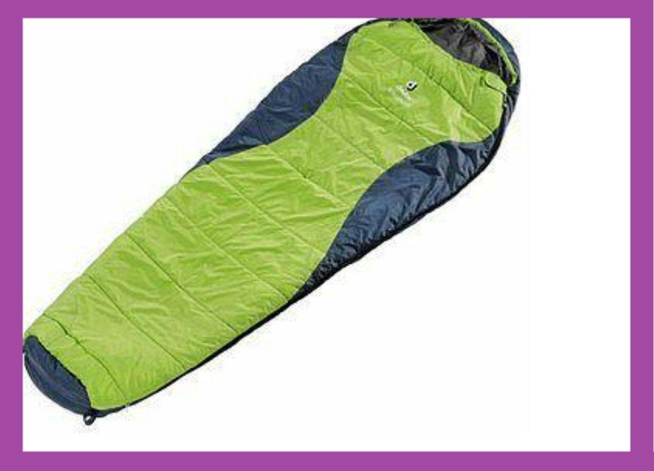 Спальний мішок Deuter Dream Lite 250, Спальний мішок(весна, осінь), трьохсезонний Туристичний спальний мішок