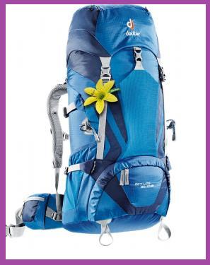 Похідний Рюкзак Deuter ACTLite зі знижкою, Рюкзак туристичний універсальний для походів, Рюкзаки для туризму