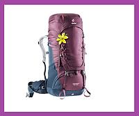 Похідний Рюкзак Aircontact зі знижкою, Рюкзак туристичний універсальний для походів, Рюкзаки для туризму, фото 1