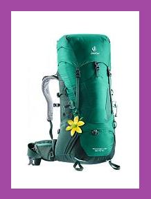 Похідний Рюкзак Aircontact жіночий Рюкзак туристичний універсальний для походів, Рюкзаки для туризму