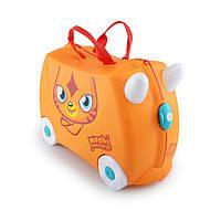 Детский дорожный чемоданчик TRUNKI KATSUMA MOSHI MONSTERS (оранжевый)TRU-0130