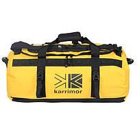 Cпортивная сумка Karrimor Duffle 90L желтая, фото 1