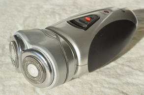 Электробритва LIVSTAR LSU-1562 аккумулятор, 2 головки, фото 2