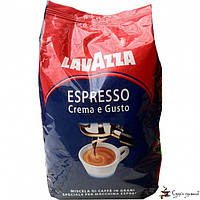 Кофе в зернах Lavazza «Crema e Gusto» Espresso 1кг