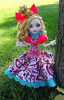 Кукла Эппл Вайт Эвер Афтер Хай серии серии страна чудес