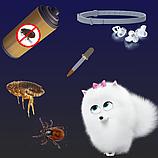 Средства от блох и клещей для котов