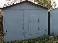 Металлический каркас для гаража