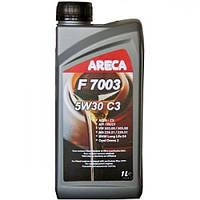 Моторное масло ARECA F7003 5W-30 C3 (1л.), VW 502.00/505.00, MB 229.31, BMW LL04, Opel Dexos 2