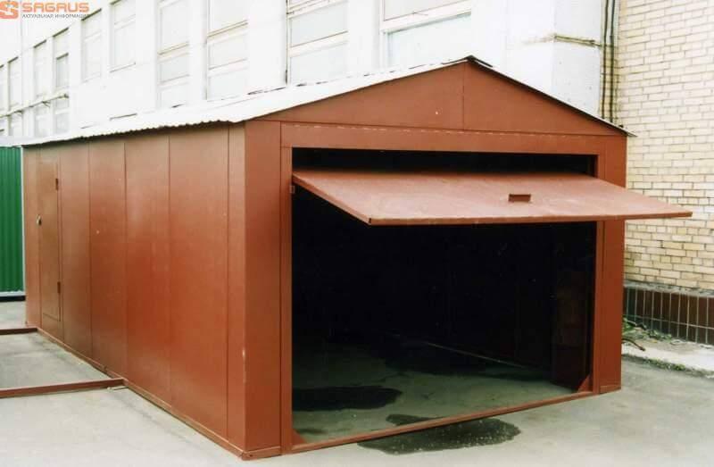 Купить разборный гараж железный купить гараж красногорск успенская