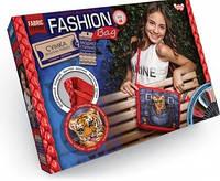 "Набор для творчества ""Тигр в кармашке"" («FASHION BAG»)"