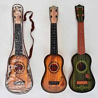 Гитара 130 А-14 2 цвета, в чехле