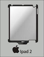 Noeson backup battery back cover for iPad 3, white