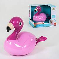 "Водоплавающая игрушка ""Фламинго"" SL 87039 на батарейках"