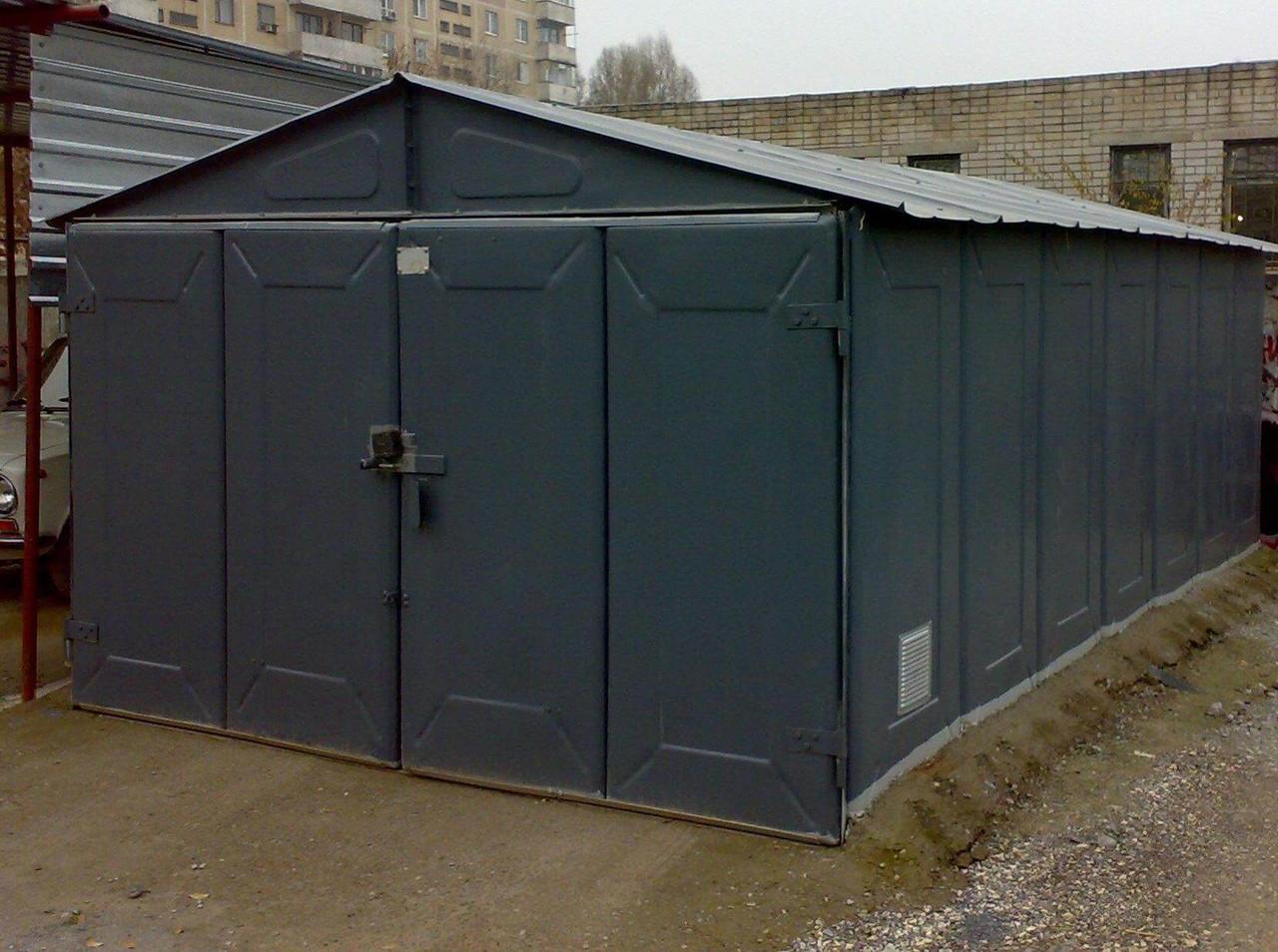 левашовский металлический гараж спб