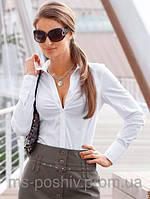 Блузки женкие классические, Блузки корпоративные для девушки.