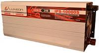 Luxeon IPS-10000S 5000W синус от 24В инвертор, преобразователь напряжения, чистая синусоида