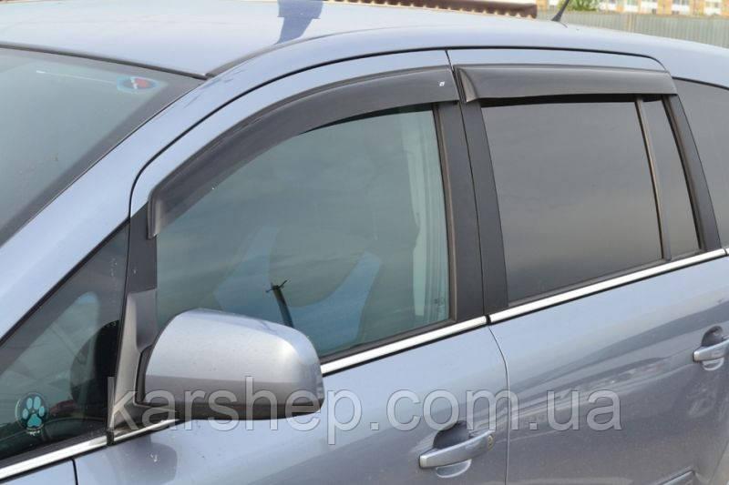 Ветровики на Opel Zafira B 2006