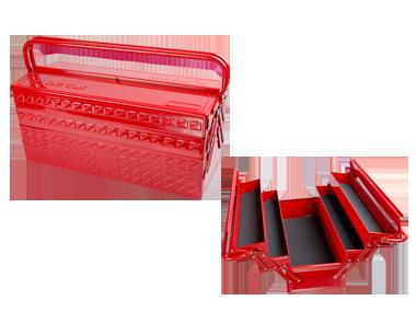 Ящик переносной для инструмента металлический KINGTONY