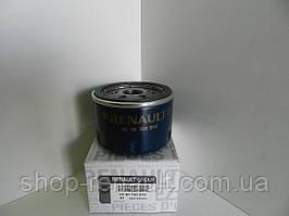 Фильтр масляный Renault Trafic 1.9DCI/Kangoo 1.5dCi/1.9D /1.4-1.6MPI h=55mm RENAULT
