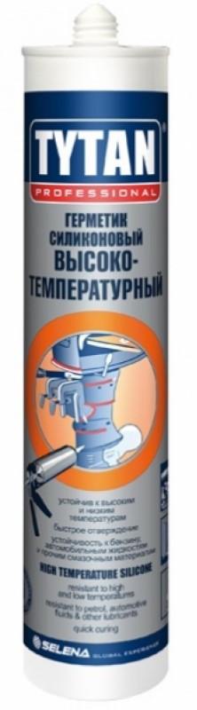 Tytan Герметик Высокотемпературный 280 мл, красный