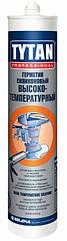 Tytan Герметик Высокотемпературный 310 мл, красный