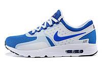 Кроссовки Nike Air Max Zero Royal Blue White