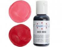 Гелевый краситель Americolor (красный-красный), 21 гр., фото 1