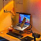 Проекційний світильник заходу і світанку Sunset Lamp USB для блогера, фото 5