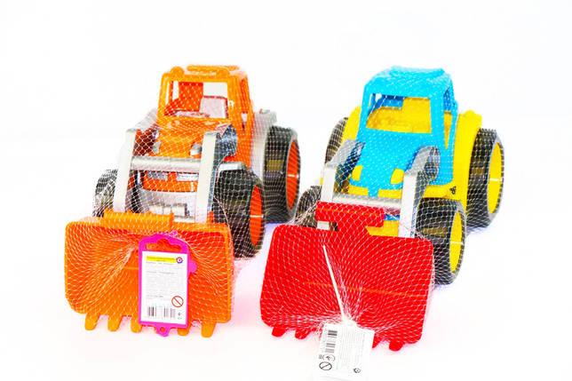 ТЕХНОК Трактор, фото 2