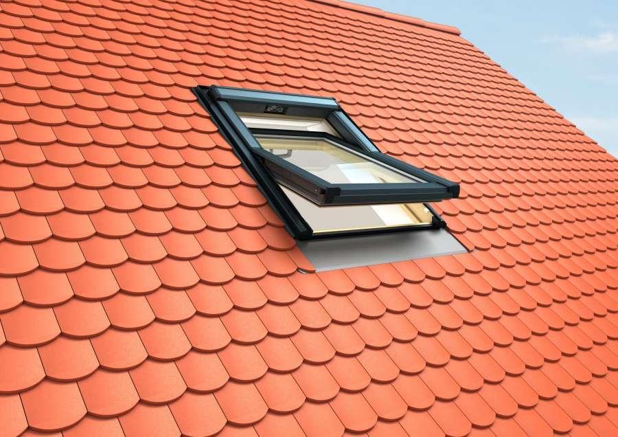 Вікно мансардне Roto Q-4_ H3P AL 114/140 P5