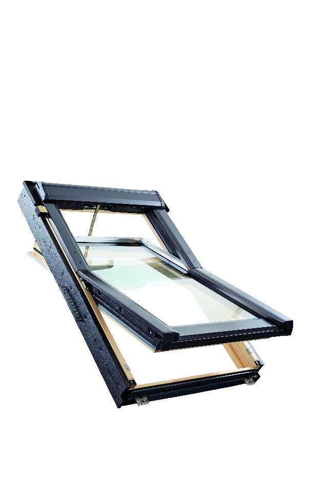 Вікно мансардне Roto QT-4_H3C AL 094/160 SOF