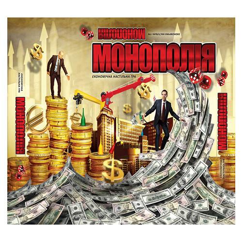 Игра настольная Монополия Big Company
