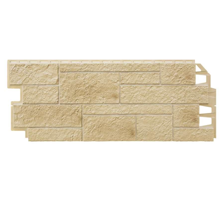 Фасадна панель VOX Solid Sandstone CREME 1х0,42 м