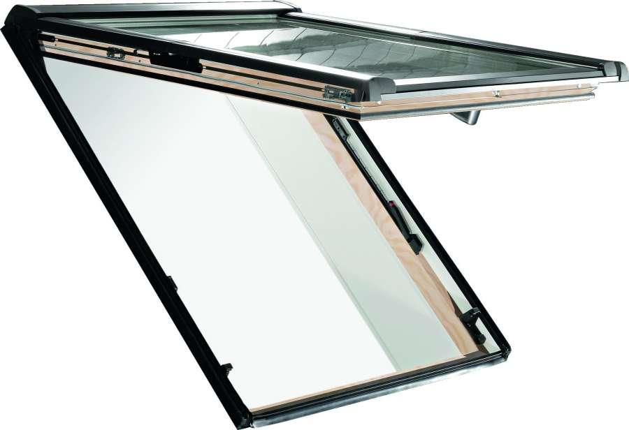 Вікно мансардне Designo WDF R89P H N WD AL 09/16