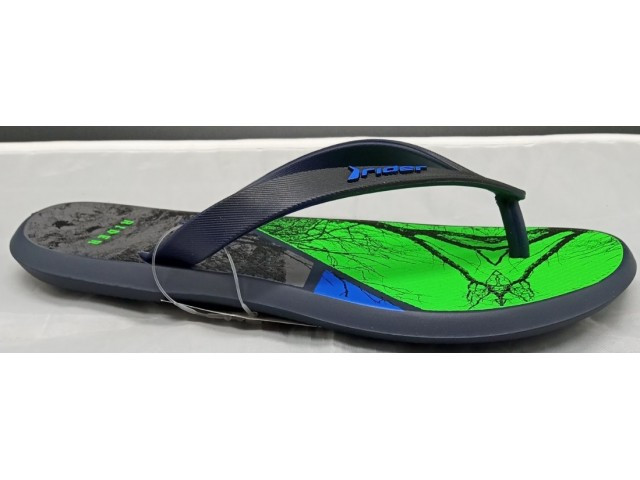 Плескачі * Rider 82731/23528 синій/чорний/зелений