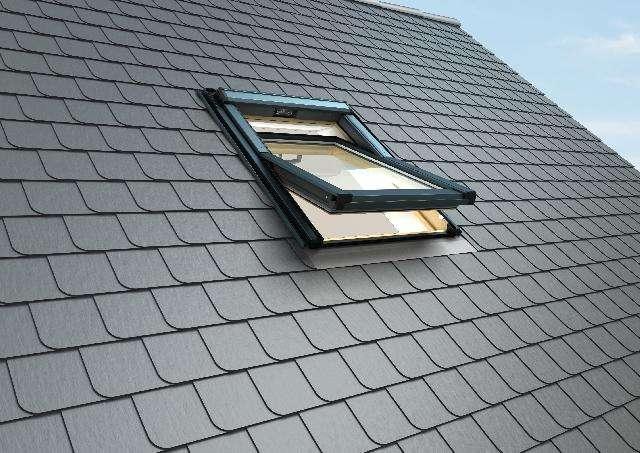 Вікно мансардне Roto Q-4_ H3P AL 066/140 P5