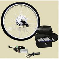 ЭЛЕКТРОНАБОР 350W для велосипеда 26 колесо, полный комплект