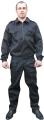 Костюм для охранных структур: курточка и брюки, черный..